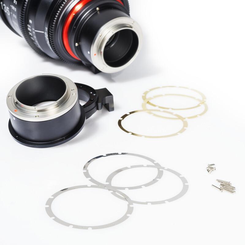 XEEN Mount Kit Sony E 135mm