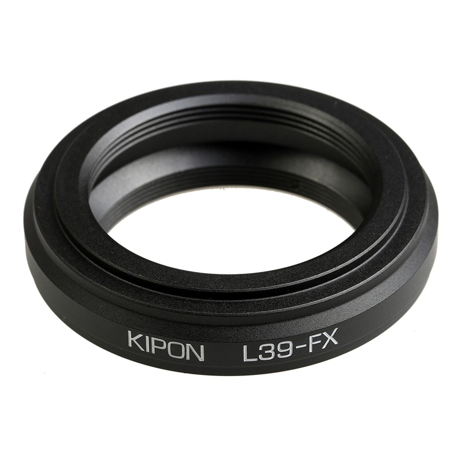 Kipon Adapter für Leica 39 auf Fuji X