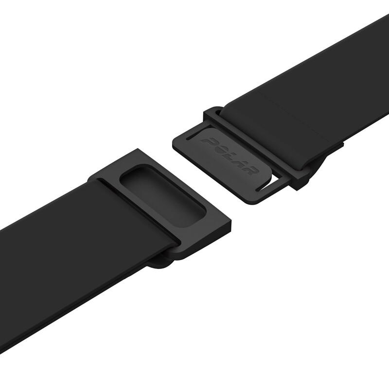 Polar Pro Soft-Gurt Black XS-S