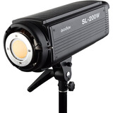 GODOX SL200W LED Video Light 200W with Remote Control