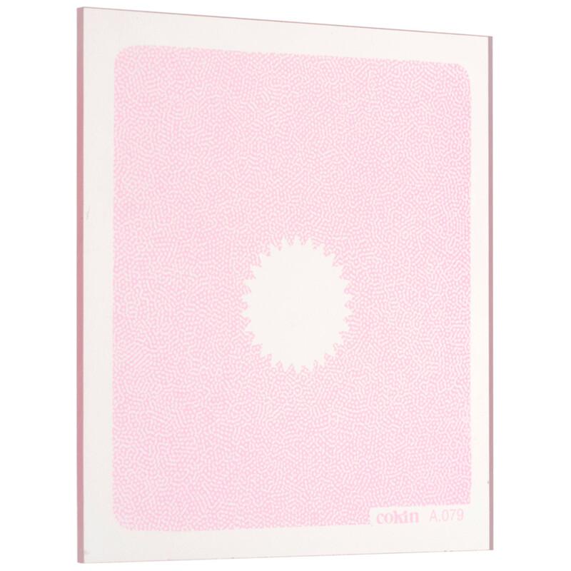 Cokin A079 Center Spot WW Pink