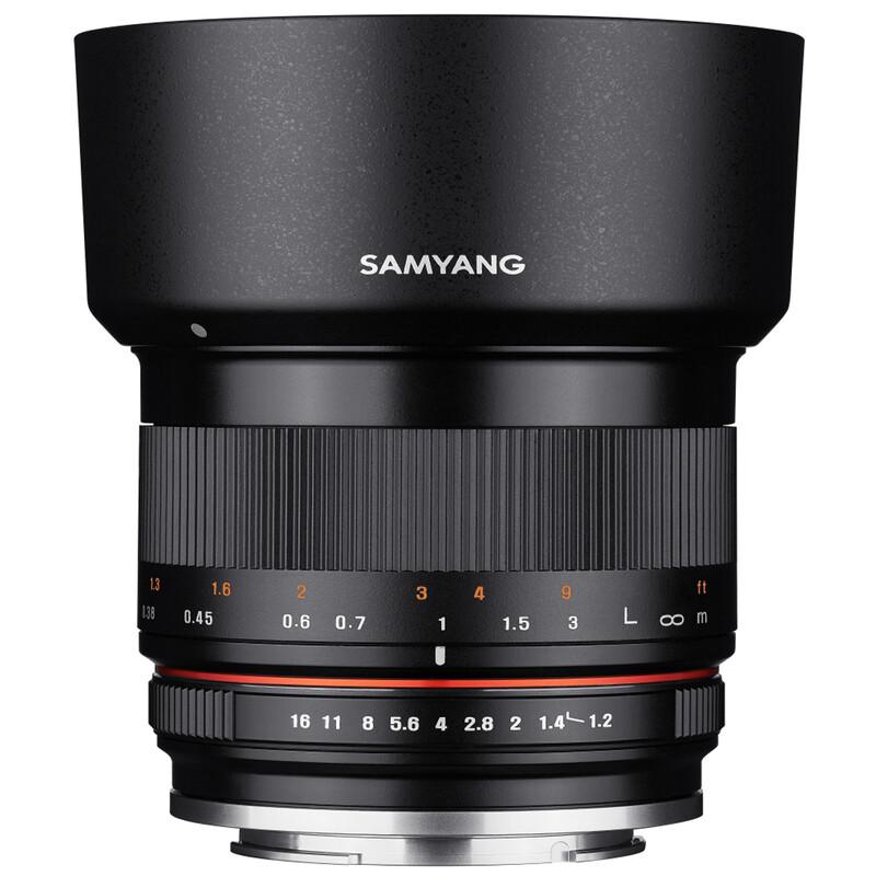 Samyang 35/1,2 APS-C Fuji X