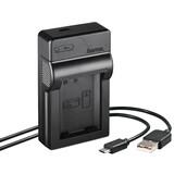 Hama USB-Ladegerät Travel  Sony NP-FW50