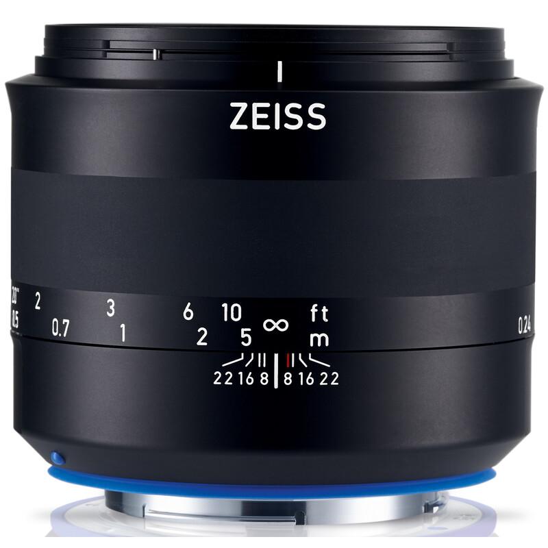 Zeiss Milvus 50M/2,0 ZE Canon + UV Filter