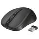 Trust Mydo Silent Click Wireless Mouse schwarz