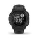 Garmin Instinct Schiefergrau/Schwarz Smartwatch