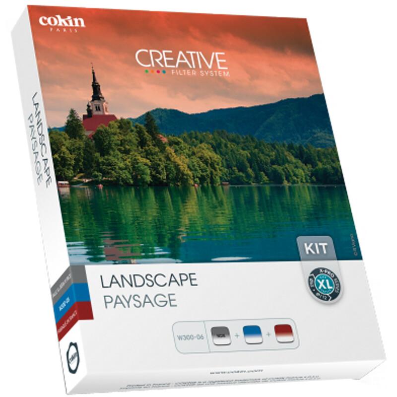 Cokin W300-06 Landschafts Set X-Serie