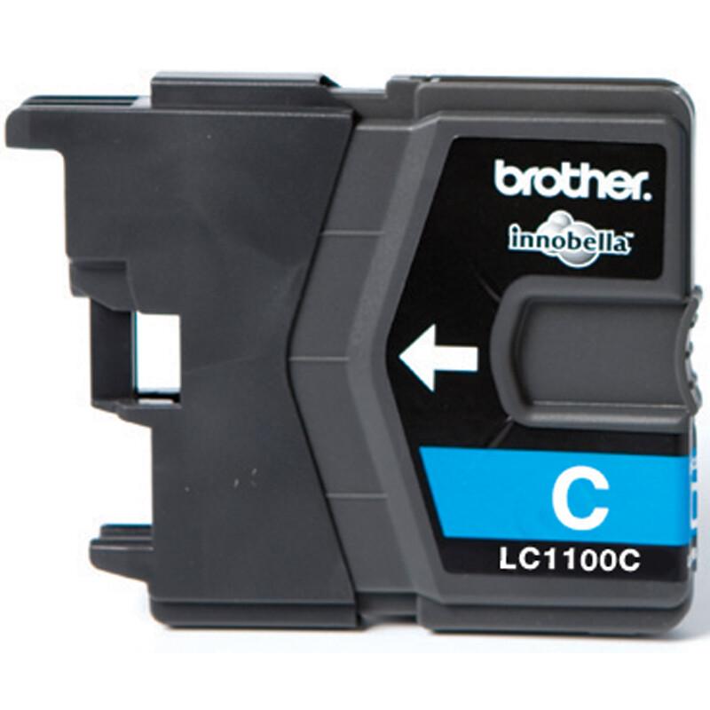 Brother LC-1100C Tinte cyan
