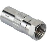Hama 122486 SAT-Adapter F-Stecker