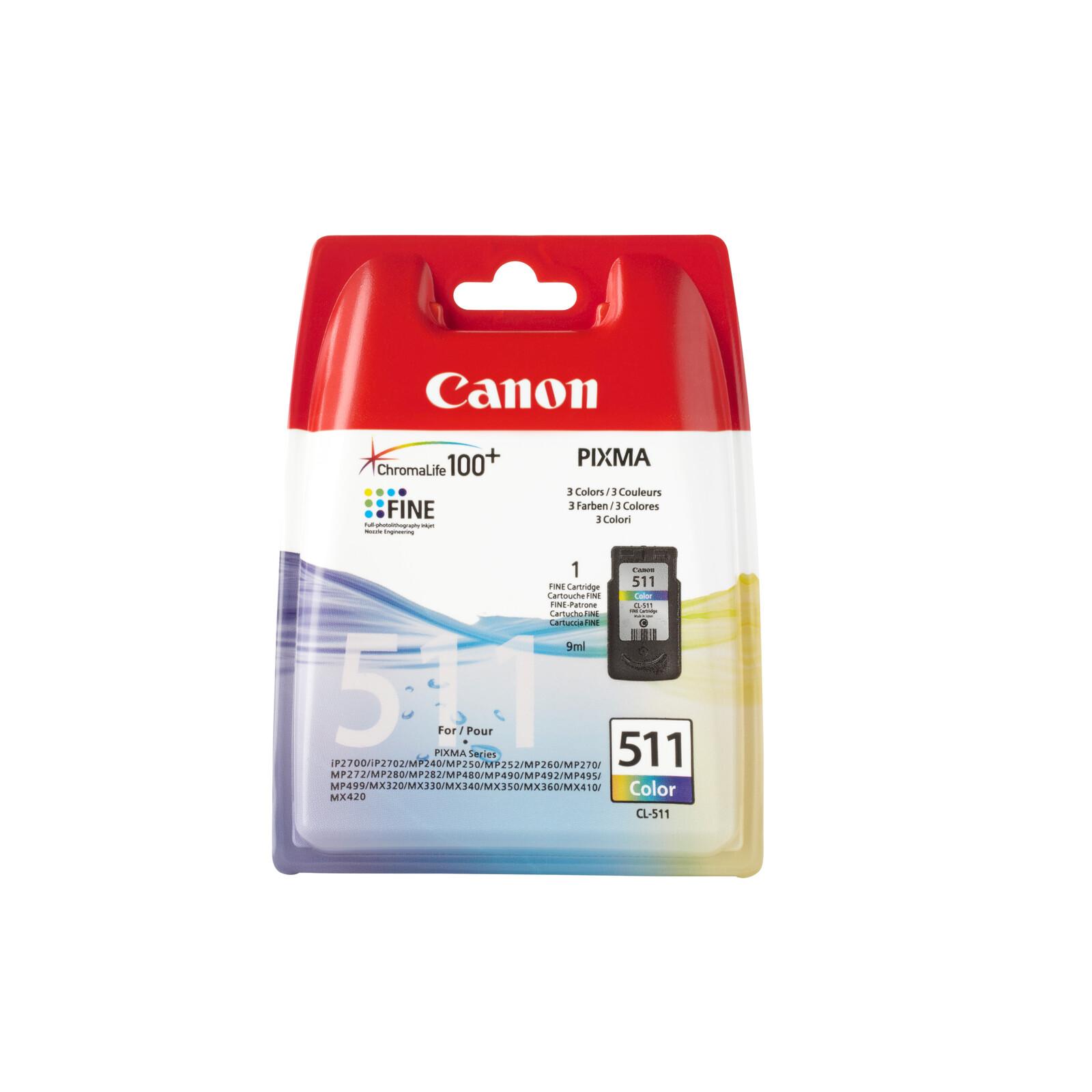 Canon CL-511 Tinte color 9ml