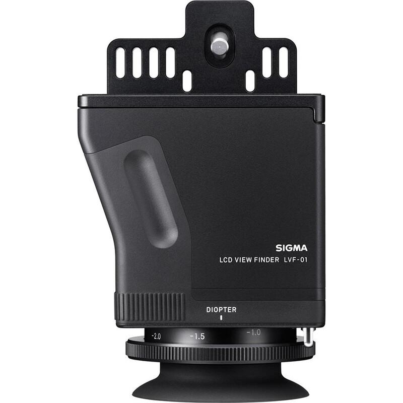 Sigma LVF-01 Lichtschacht