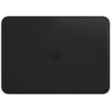 """Apple MacBook 12"""" Lederhülle Schwarz"""