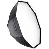 walimex pro easy Softbox Ø120cm Multiblitz P