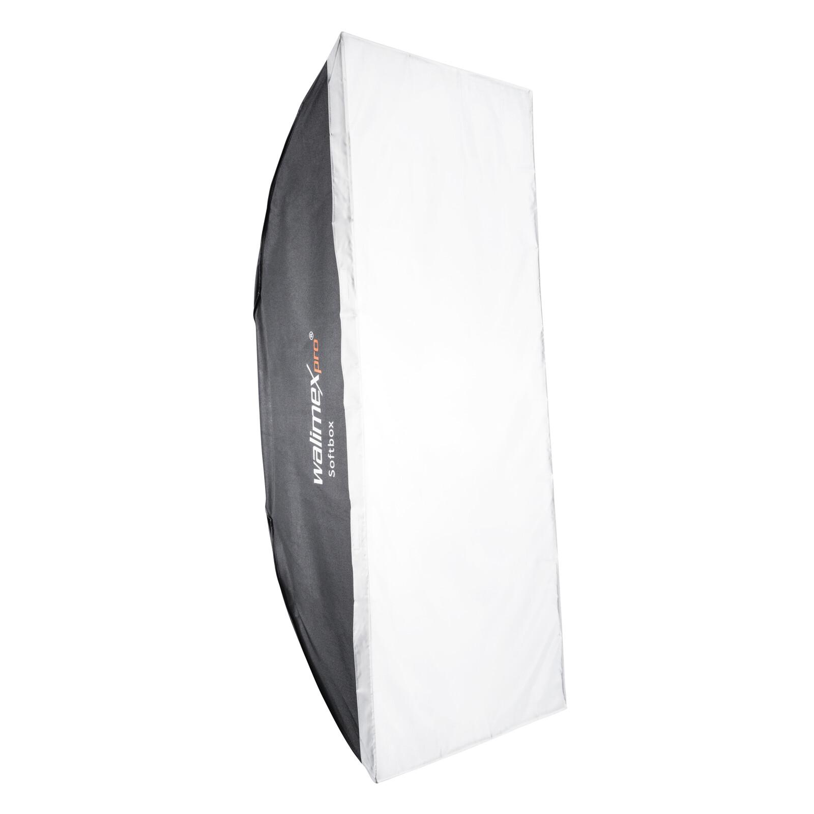 walimex pro Softbox 75x150cm + Universal-Adapter