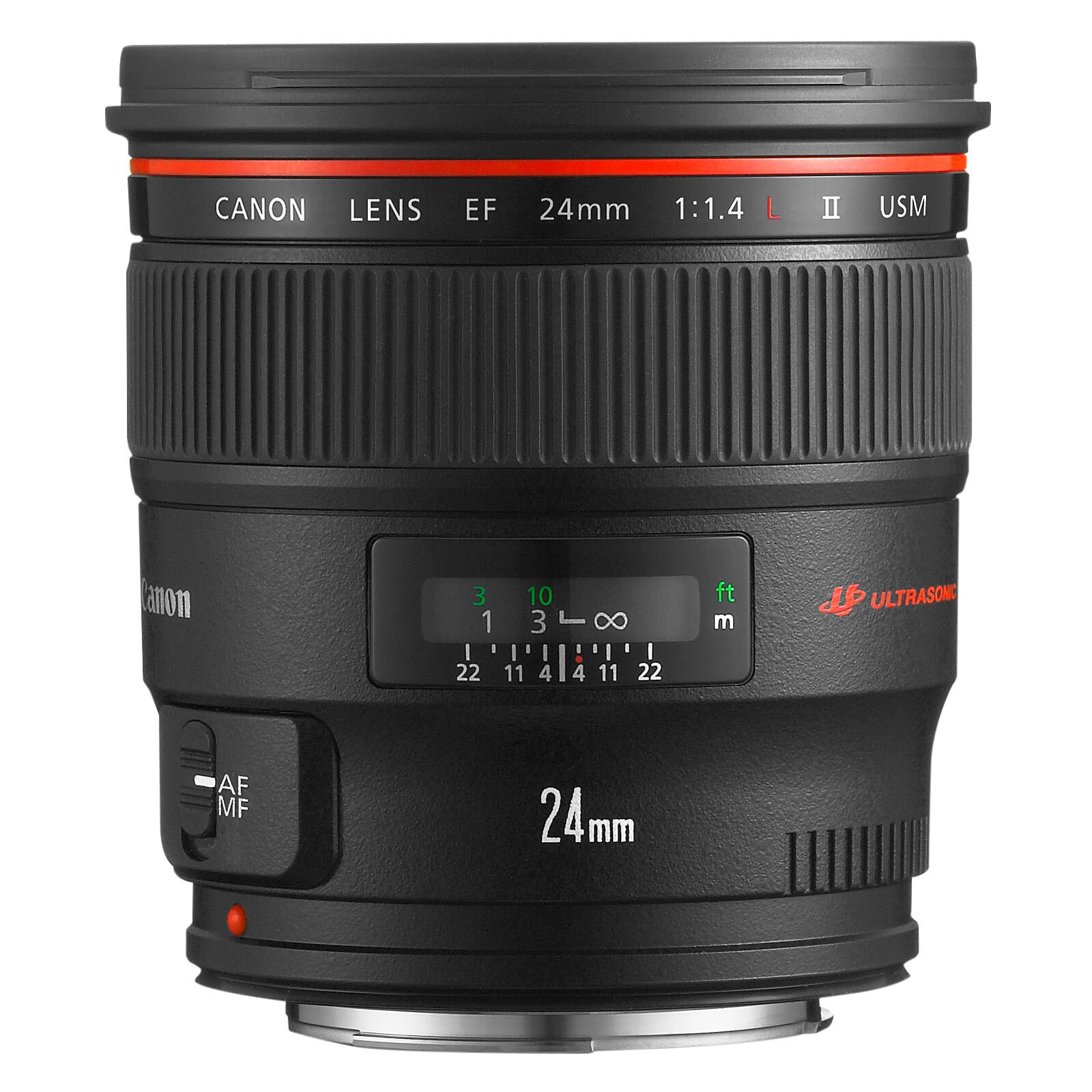 Canon EF 24/1,4L II USM