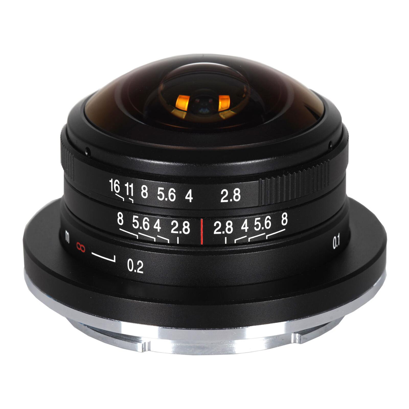 LAOWA 4/2,8 Circular Fisheye Canon EF-M