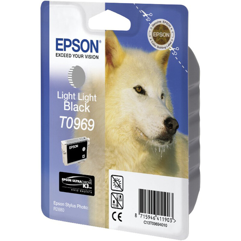 Epson T0968 Tinte Photo Matte Black 11,4ml