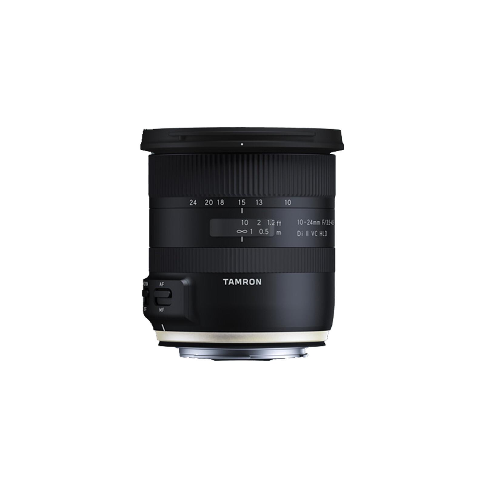 Tamron 10-24/3,5-4,5 Di II VC HLD Canon