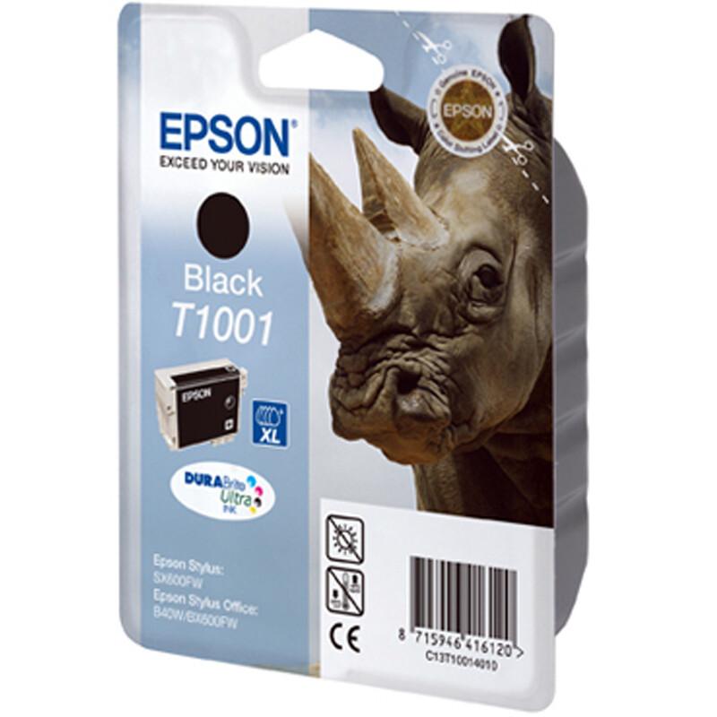 Epson T1001 Tinte Black 25,9ml