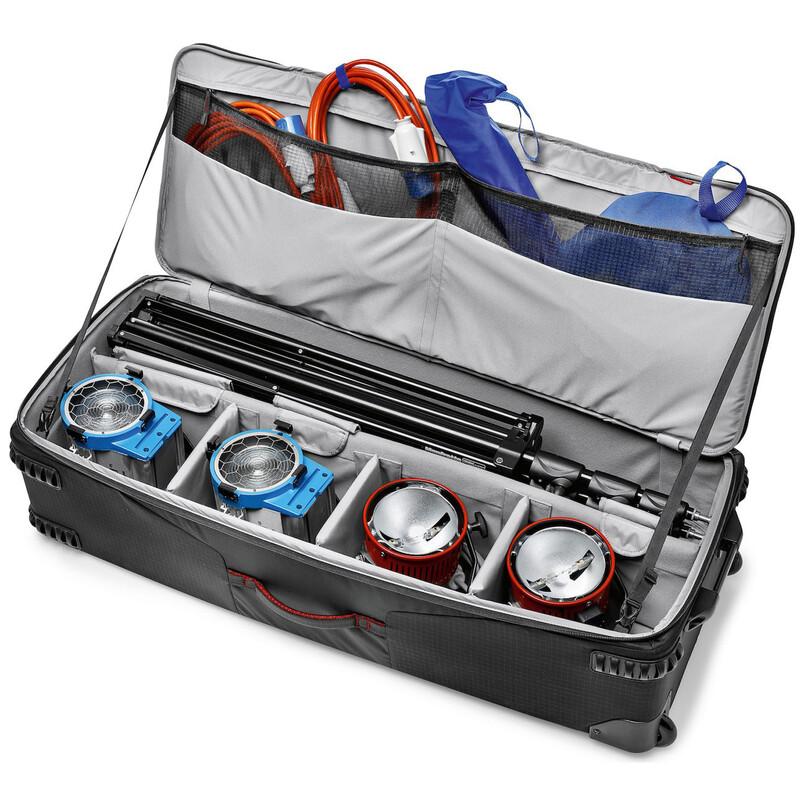 Manfrotto LW-99 Pro Light V2 Rolling Organizer