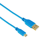 Hama 135701 Micro-USB-Kabel 0,75m