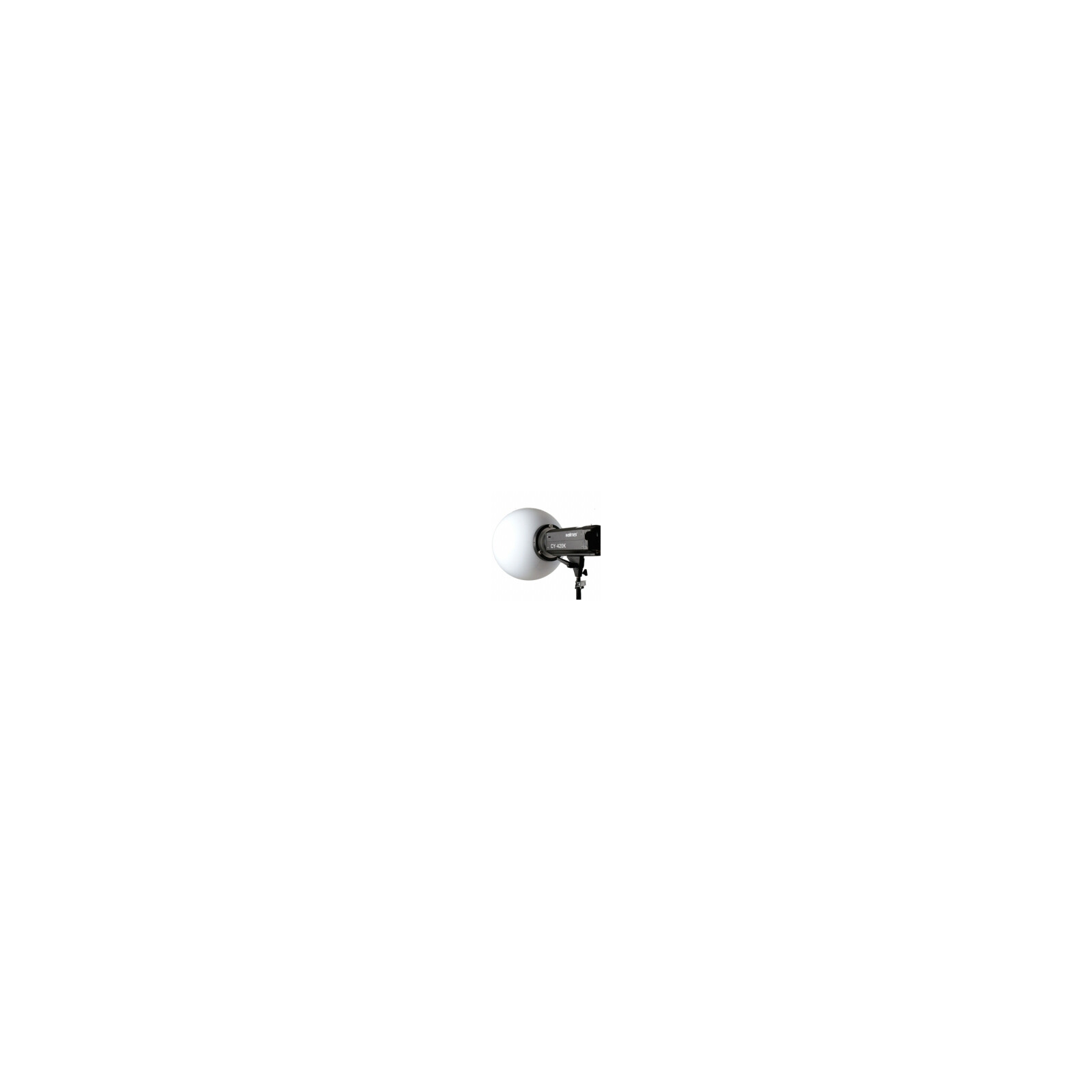 walimex Univ. Diffusorkugel 40cm Visatec