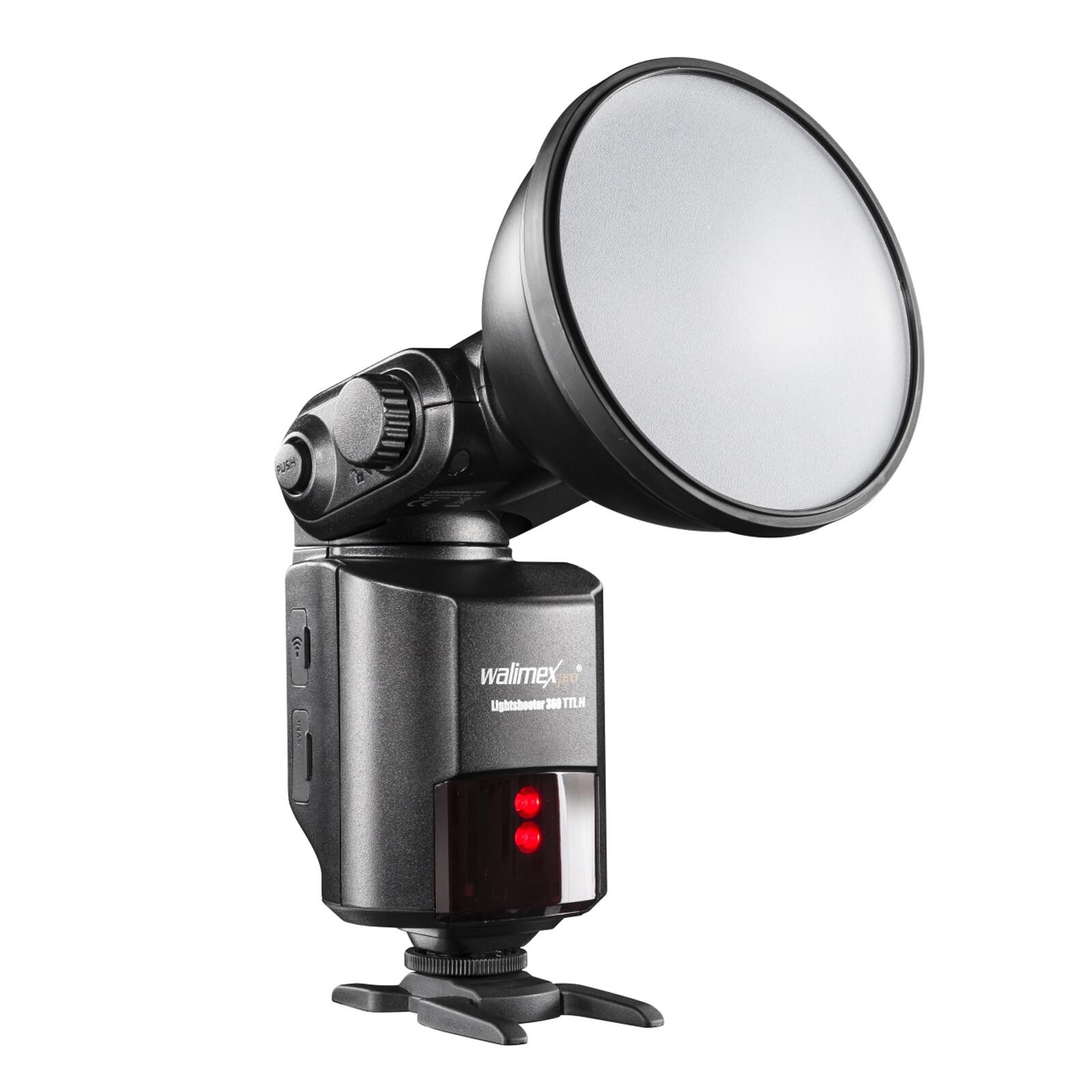 walimex pro Light Shooter 360 TTL/N +  Power Porta