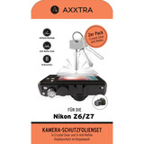 """Axxtra 3,8"""" 8,0 x 5,5cm Displayschutzfolie"""