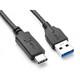 AGI USB-Datenkabel USB C auf USB A 3.0