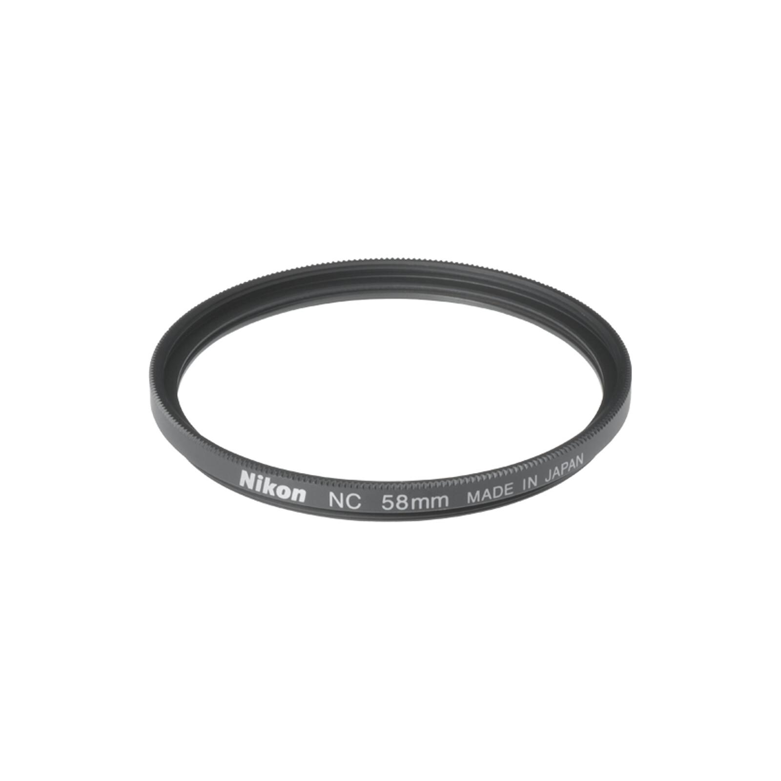 Nikon NC-58 NC Filter 58mm