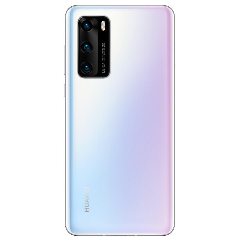 Huawei P40 128GB ice white Dual-SIM