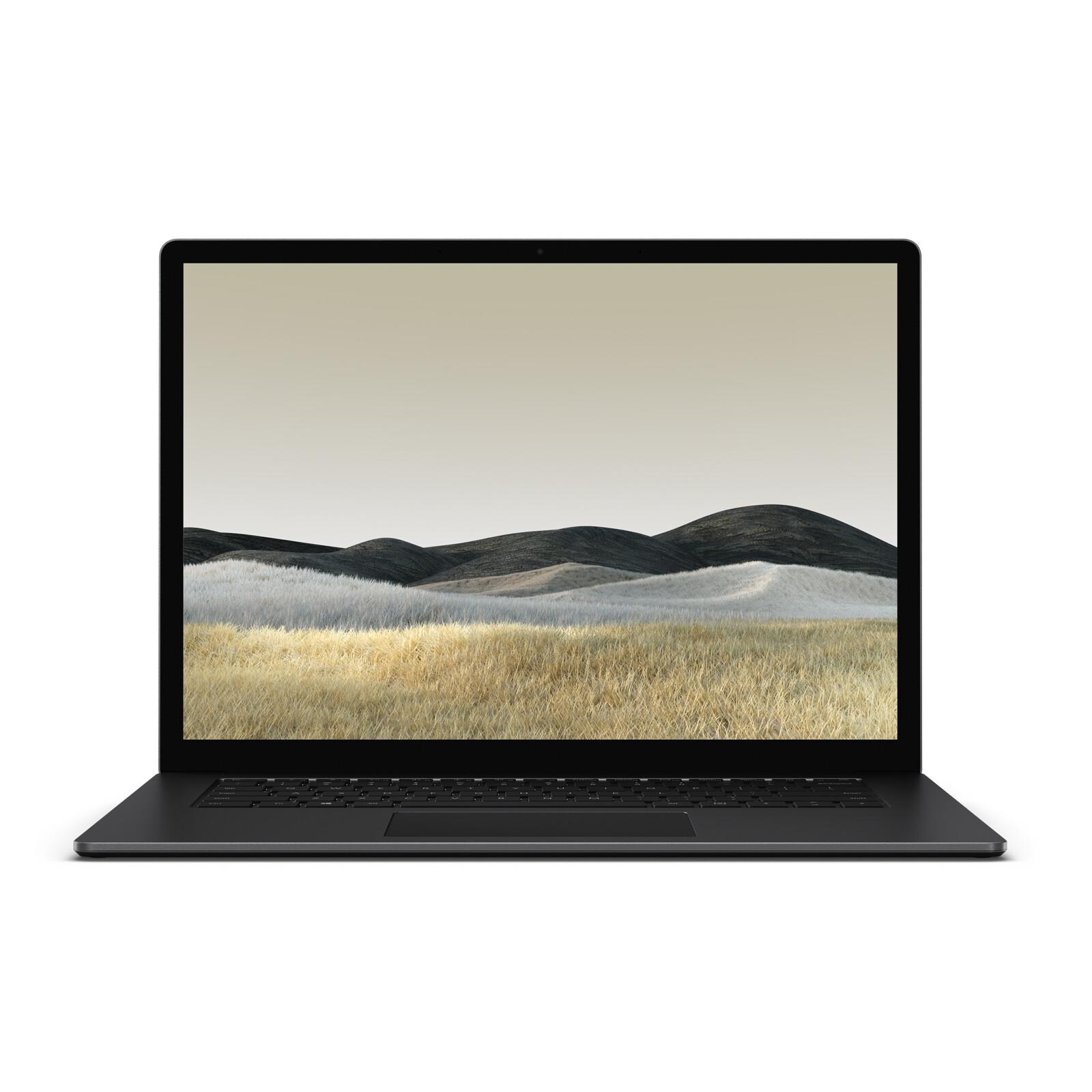 "Microsoft Surface Laptop 3 15"" D1/8GB/256GB SSD schwarz"