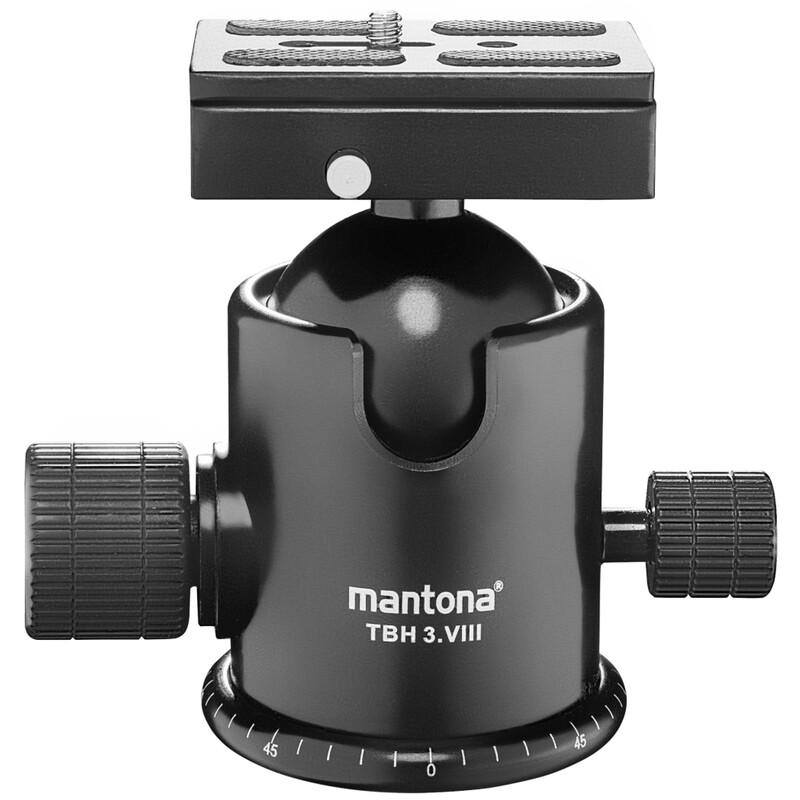Mantona Basic TBH 3. VIII Kugelkopf