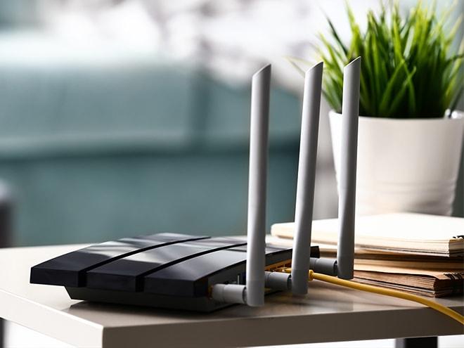 WLAN Router für Ihr zuhause