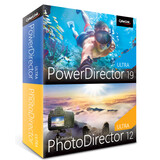 CyberLink PowerDirector 19 Ultra & PhotoDirector 12 Ultra Du