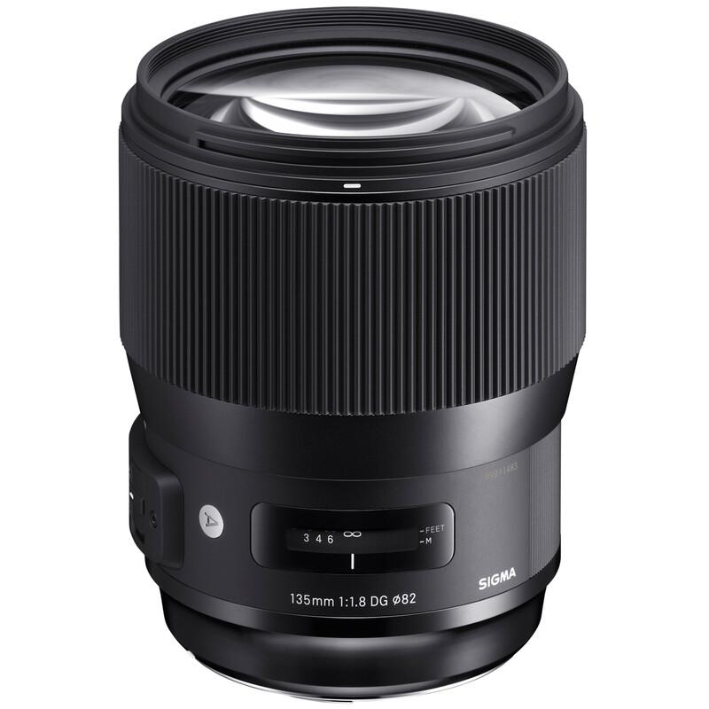 Sigma ART 135/1,8 DG HSM Sony F/SE