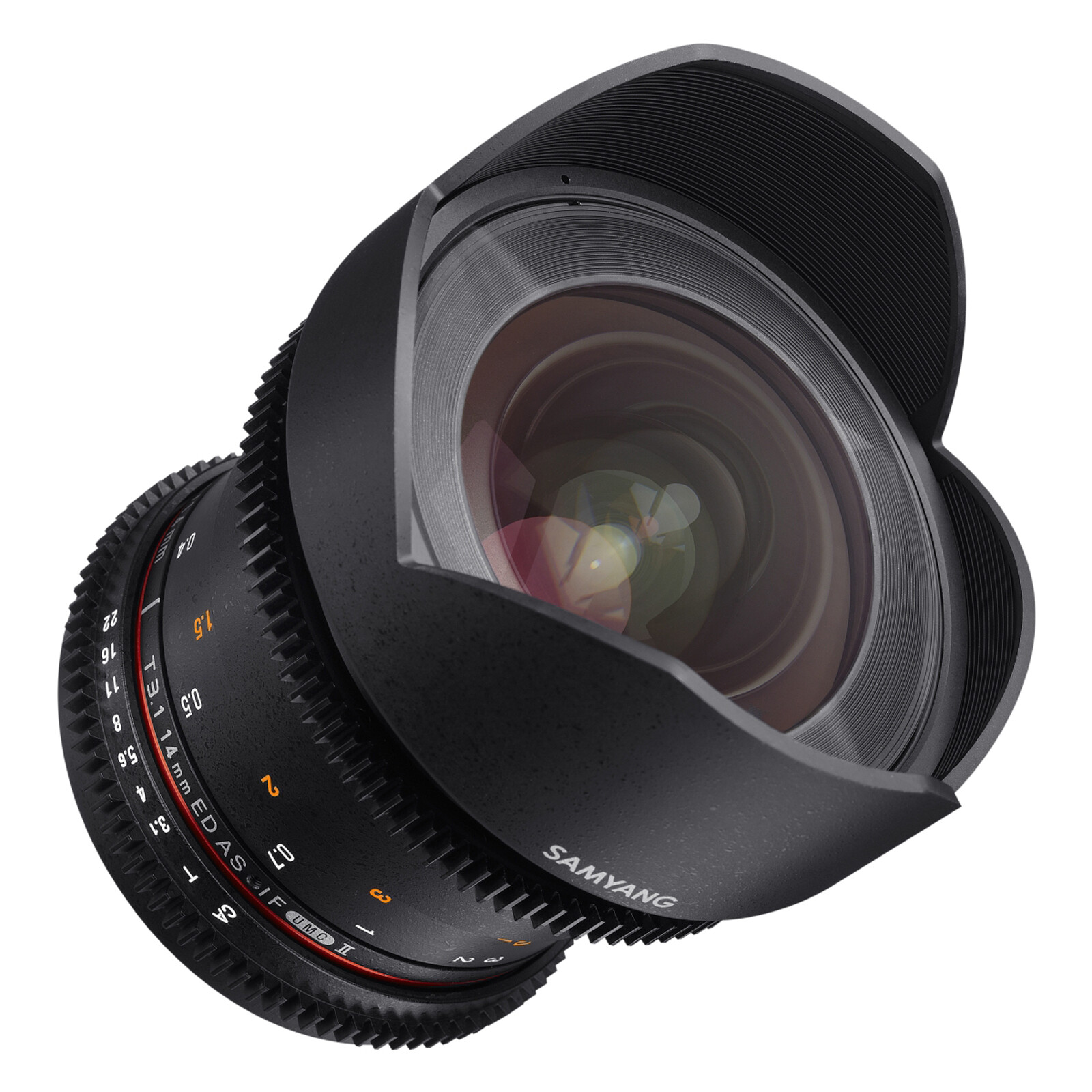 Samyang MF 14/3,1 Video DSLR II MFT