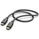 Hama Lade-/Datenkabel USB-C - USB-C 0,2m