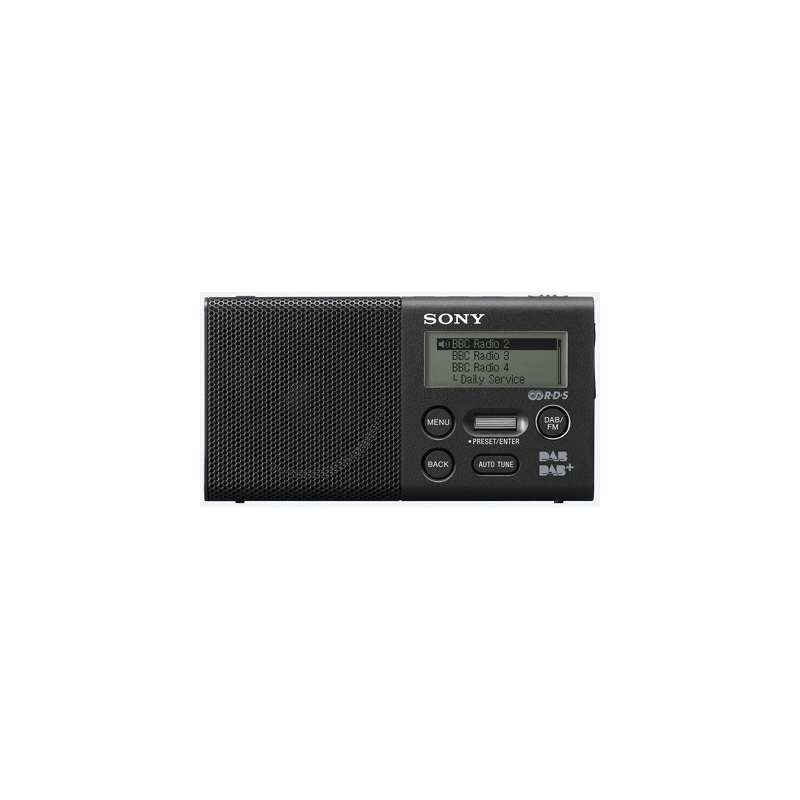 Sony XDR-P1DBPB Taschenradio