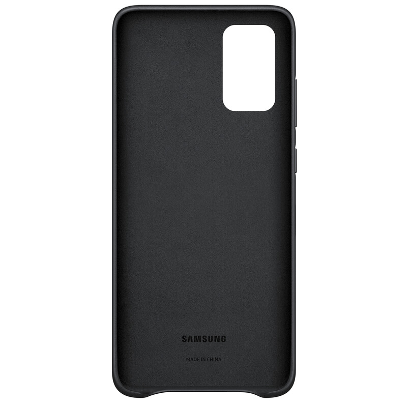 Samsung Back Cover Leather Galaxy S20+