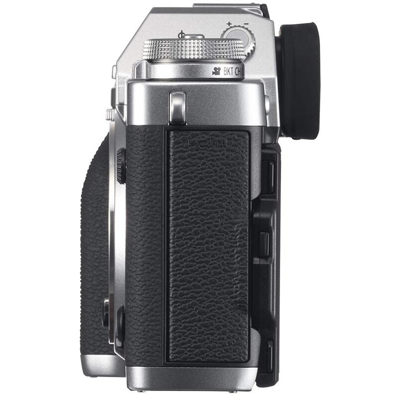 Fujifilm X-T3 Gehäuse Silber
