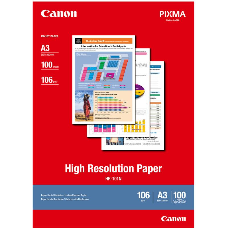 Canon HR-101 A3 100Bl. HR