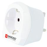 Skross Europe to UK V2 Reiseadapter