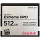 SanDisk CFast 2.0 512GB Extreme Pro 515MB/s VPG130