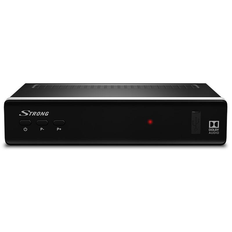 SimpliTV SRT8506 Strong DVB-T2 Receiver