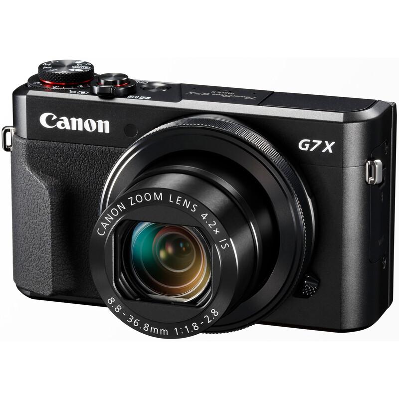 Canon PowerShot G7 X Mark II -30,-€ Sofortrabatt