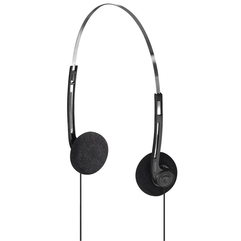 Hama 184011 Kopfhörer Basic4Music On-Ear