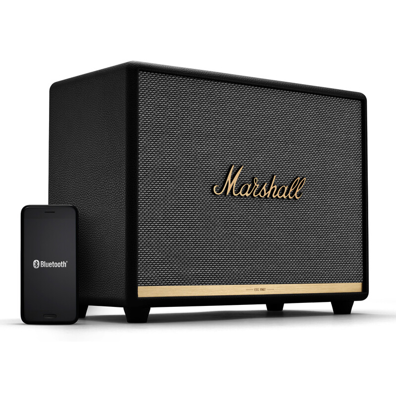 Marshall Woburn BT II Black EU