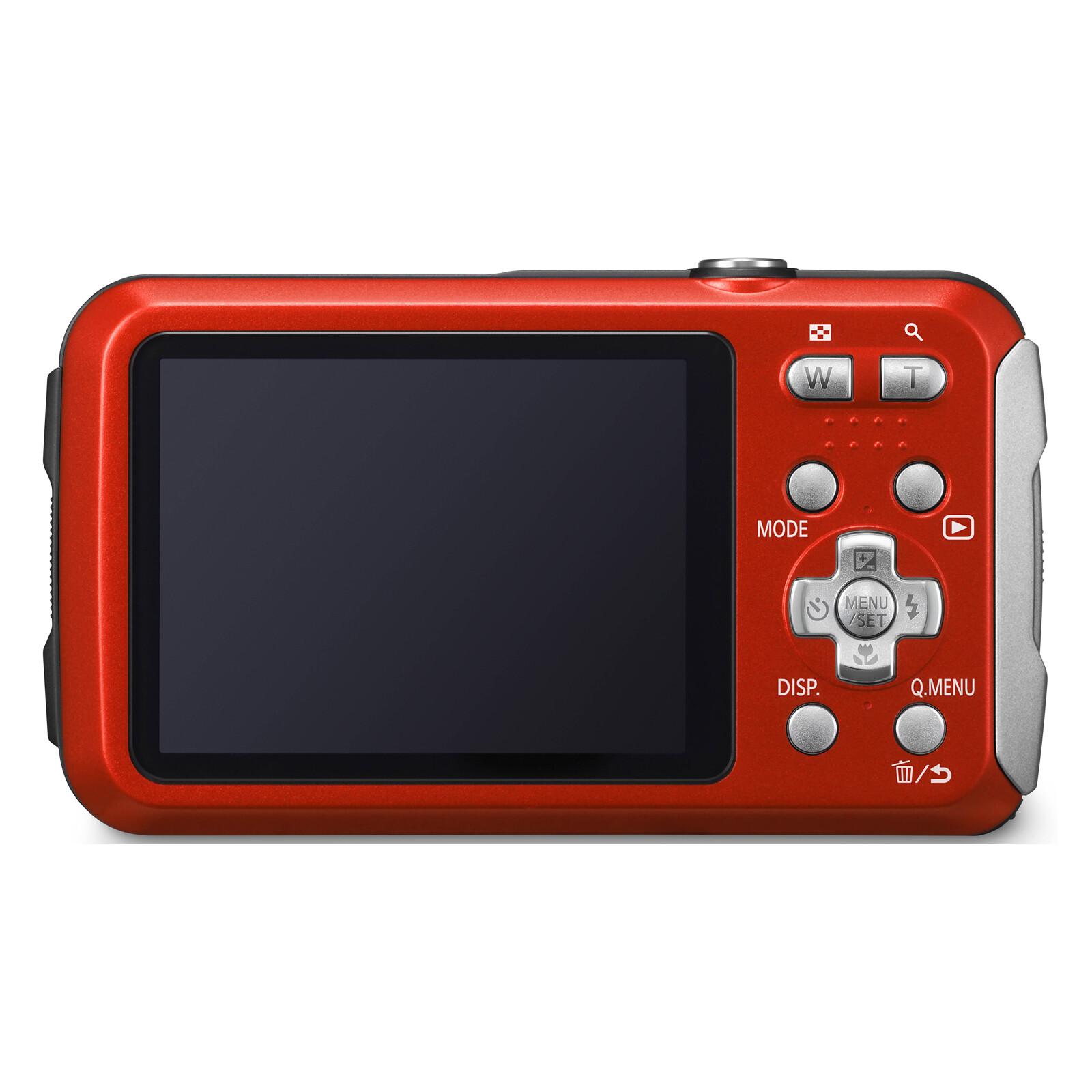 Panasonic DMC-FT30EG-R rot