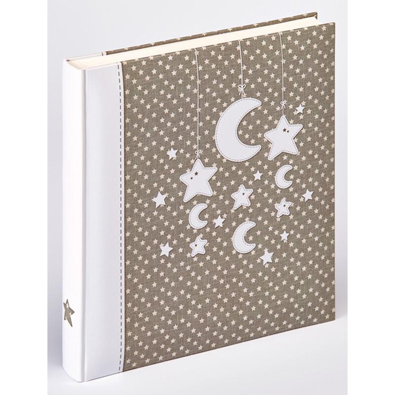 Babyalbum Stars & Moon 28x30,5 50S